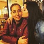 Hande Erçel annesi Aylin Erçel'i son yolculuğuna uğurluyor