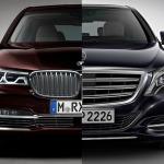 BMW ve Mercedes ortaklığı kapıda: 'Otonom araç'