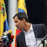 Kendisini devlet başkanı ilan eden Guaido, Washington Post'a konuştu