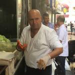 Çiğ Köfteci Ali Usta bir daha çiğ köfte satamayabilir