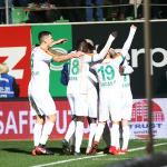 Galatasaray maçında Tsubasa golü