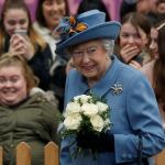 Kraliçe Elizabeth'ten paha biçilmez hediye