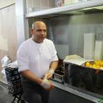 Çiğ Köfteci Ali Usta'dan bir olay daha