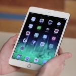 iPad mini 5 tasarım anlamında çok fark içermeyebilir