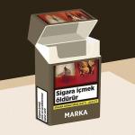 Sigara paketlerinde yeni dönem için geri sayım başladı