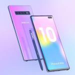 Samsung Galaxy Note10 ile tüm fiziksel tuşlar ortadan kalkabilir