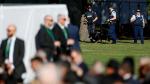 Camilere saldıran terörist hakim karşısında: Zihinsel sağlık raporu istendi
