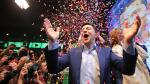 Ukrayna'da seçimin kazananı komedyen Zelenskiy