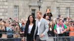 Meghan Markle ve Prens Harry İngiltere'yi terk ediyor