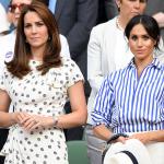 Kate Middleton ve Prens William, Meghan'ın yeni evinde