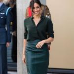 Meghan Markle'dan Prenses Diana'ya gönderme: Unutmadık seni