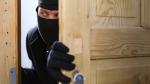 'Hırsızlık için girdiler kapının kilidini değiştirip gittiler'