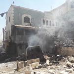 Rusya, İdlib'de  hastaneleri özellikle vuruyor