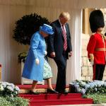 ABD Başkanı Trump'ın İngiltere ziyaretinde öne çıkan detaylar