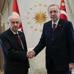 Erdoğan-Bahçeli görüşmesinde neler konuşuldu?