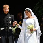 Hayranları Prens Harry ve Meghan Markle'ın düğününü unutmuyor