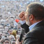 Mursi'nin dünya siyasetine kazınacak bir yılı