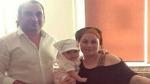 Henüz 1 yaşındaki bebek üçüncü kez seçim gördü