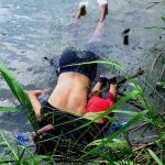 Meksika-ABD sınırında iki yaşındaki mülteci kız ve babası boğuldu