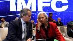IMF Başkanlığını David Lipton yürütecek