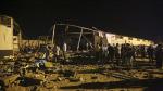 Hafter güçleri göçmenleri vurdu: 40 ölü