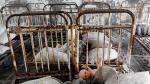 Çernobil'in zaman içindeki değişimini anlatan 18 fotoğraf