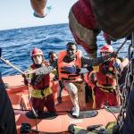 Avrupa Birliği üyesi 14 ülke Akdeniz'de kurtarılan sığınmacılara kapılarını açacak