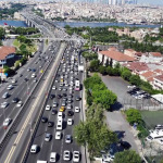 İstanbul'da trafik: Normalde 40, bayramda 15 dakika
