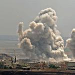 İdlib'e bağlı Han Şeyhun hayalet şehre dönüştü