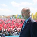 Cumhurbaşkanı Erdoğan'dan Fırat'ın doğusu mesajı