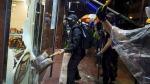 Hong Kong yönetimi göstericilere seslendi: Şiddet çözüm değil!