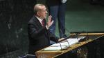Cumhurbaşkanı Erdoğan'dan BM Genel Kurulu'nda dünyaya ders verdi