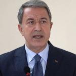 Bakan Akar güvenli bölge açıklaması: Oyalama olursa biter