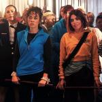 Netflix, Avlu dizisinin yayın tarihini açıkladı