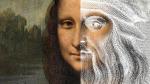 Leonardo da Vinci'nin felç geçirdiği için Mona Lisa tablosunu bitiremediği iddia edildi!