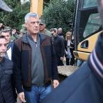 Arnavutluk bir kez daha sallandı: Cumhurbaşkanı canlı yayında depreme yakalandı