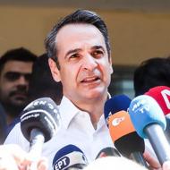 Yunanistan Başbakanı Miçotakis'ten 'Türkiye' açıklaması