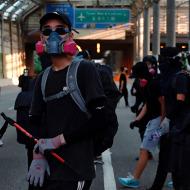 Tüm çağrılara rağmen Hong Kong'daki protestolar sürüyor
