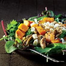 Bal Kabaklı Salata