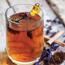 Baharatlı Bitki Çayı