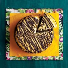 Glutensiz Brownie Cheesecake