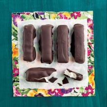 Hindistan Cevizli Çikolatalı Barlar