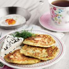 Tuzlu Pancake