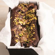 Helvalı Fıstıklı Brownie