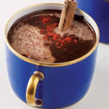 Chili Sıcak Çikolata