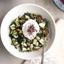 Hünnap Salatası