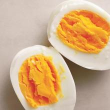 Tam Kıvamında Yumurta