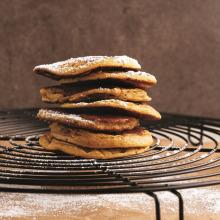 Bal Kabaklı Pancake