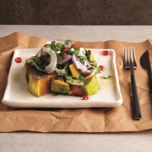 Ballı Bal Kabağı Salatası