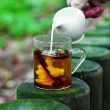 Sütlü Baharatlı Keyif Çayı